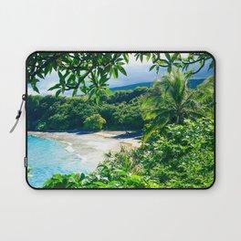 Hamoa Beach Hana Maui Hawaii Laptop Sleeve