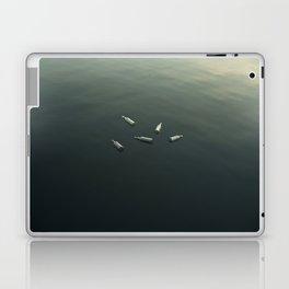 Floating still life Laptop & iPad Skin