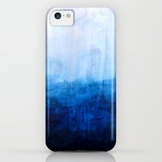 All good things are wild and free - Ocean Ombre Painting Slim Case iPhone 5c