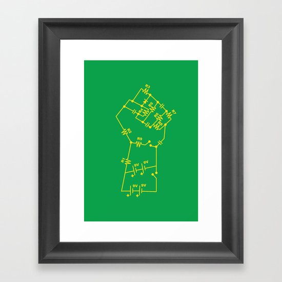 Re-Volt Framed Art Print