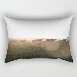 Gone Astray Rectangular Pillow