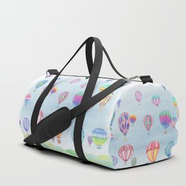 Hot Air Ballon Festival Duffle Bag
