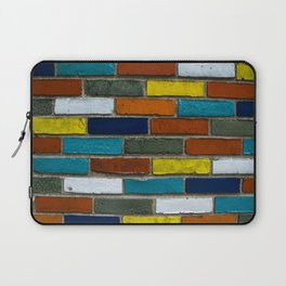 Color Wall Laptop Sleeve