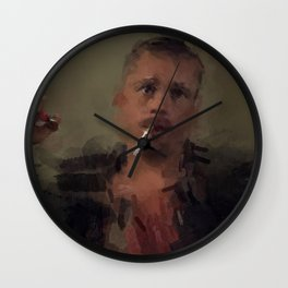 Fightclub - Tyler Wall Clock
