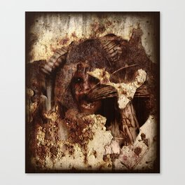 Trapped Within Canvas Print
