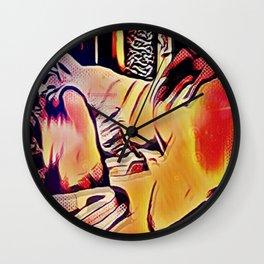 Infernal Succubi Wall Clock