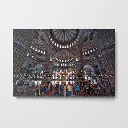 Leica Istanbul  Metal Print