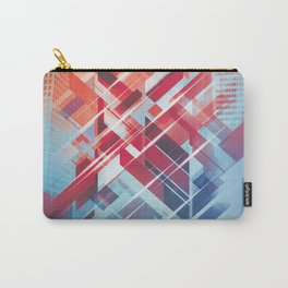 Future Cityscape Carry-All Pouch