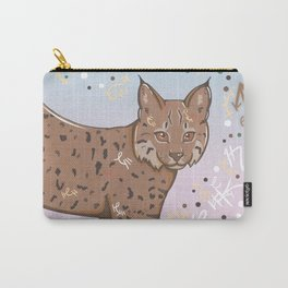 Little Bobcat Carry-All Pouch