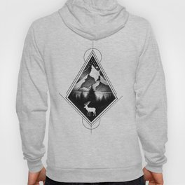 NORTHERN MOUNTAINS IV Hoody