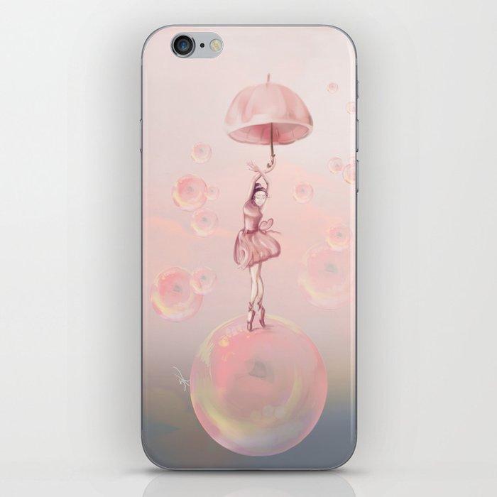 Dance in the dream iPhone Skin