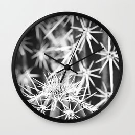 Spine Tingling Wall Clock