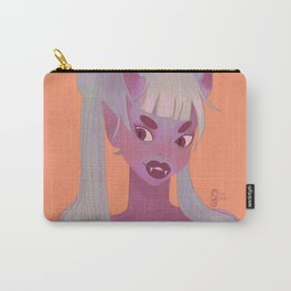 """Demon Girl"" Carry-All Pouch"