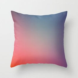 SOMETIMES - Plain Color Iphone Case Throw Pillow