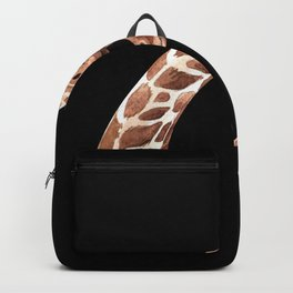 Giraffe Mama Gift Mother Daughter Matchmaking Backpack