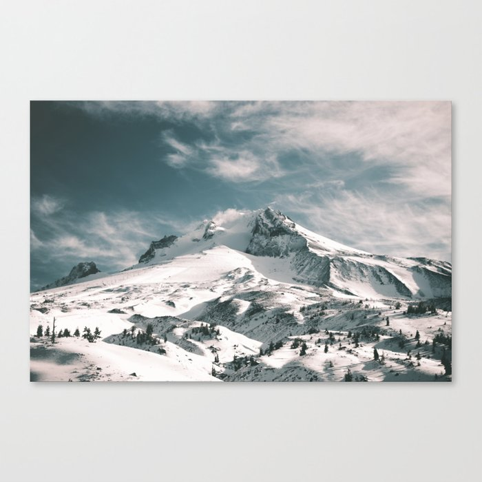 Mount Hood IV Canvas Print
