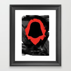 Revenge of the Sith Framed Art Print