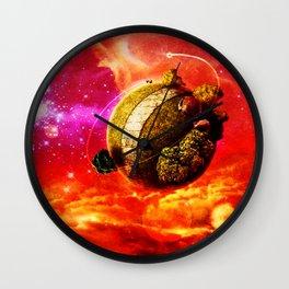 namek Wall Clock