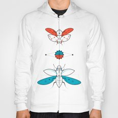 Two Insects II Hoody