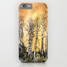 Orange Glow  Slim Case iPhone 6s