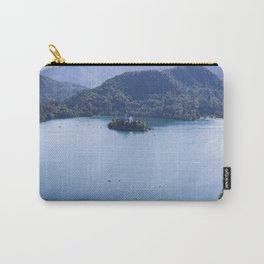 Island on the Lake Carry-All Pouch