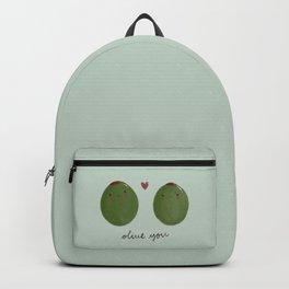 Olive you Backpack