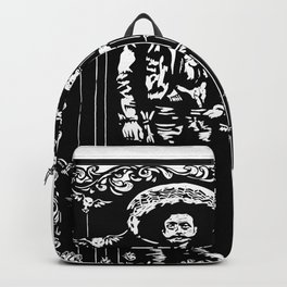 Zapata lives Backpack