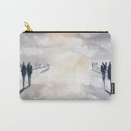Not Untitled Carry-All Pouch