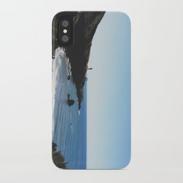 Yaquina Head Lighthouse Couple iPhone Case