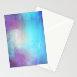 Dream - Watercolor Painting Stationery Cards