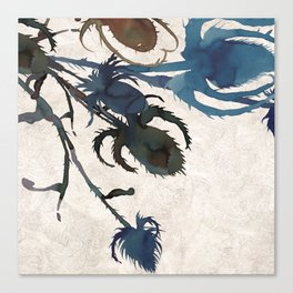 thristle Canvas Print