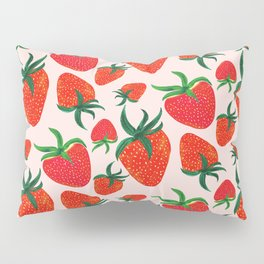 Strawberry Harvest Pillow Sham