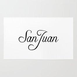 San Juan Rug