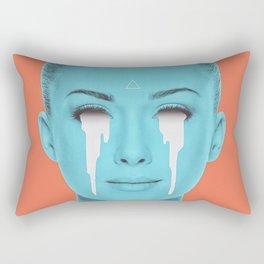 light overflow Rectangular Pillow