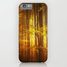 Yellow Fall Slim Case iPhone 6s