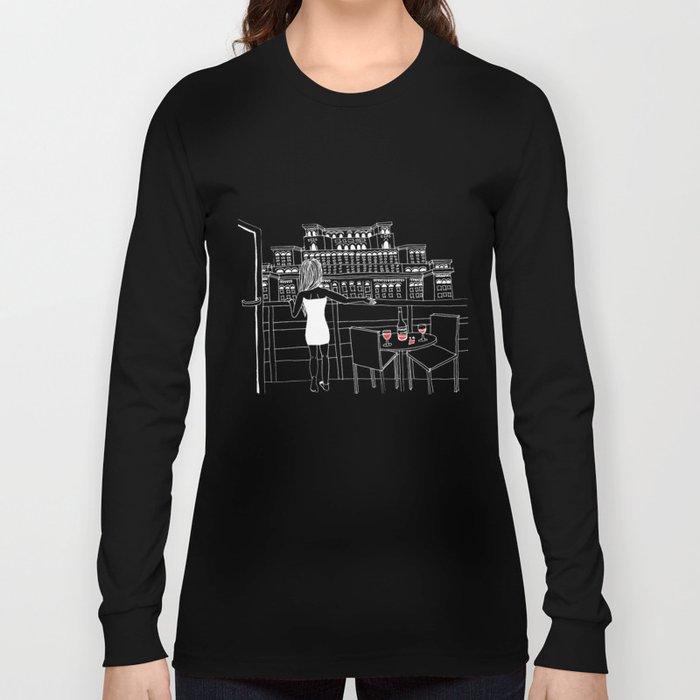 11:59 Long Sleeve T-shirt