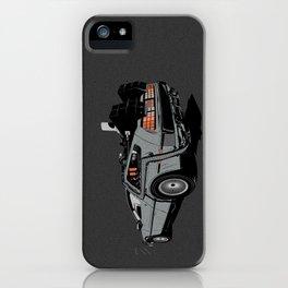 DeLorean iPhone Case
