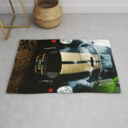 "1966 Cobra ""Shelby"" Convertible Rug"