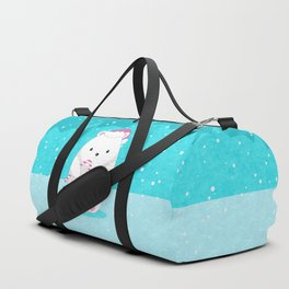 Polar bear Duffle Bag