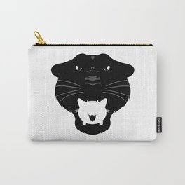 Black Cat X Panther Carry-All Pouch