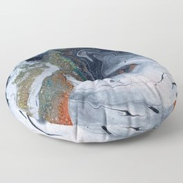 marble Floor Pillow