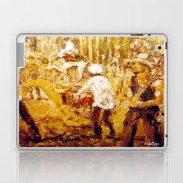 Gold Miners , AUSTRALIA             by Kay Lipton Laptop & iPad Skin