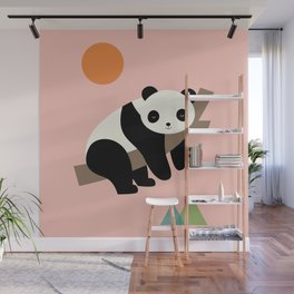 Lazy Day Wall Mural
