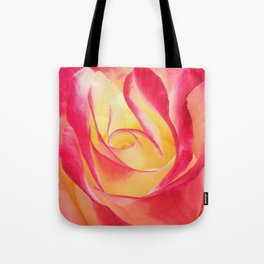 Summer Rose Untouched Tote Bag