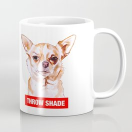 Throw Shade by BNVDO Coffee Mug