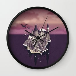 Hogwarts series (year 5: the Order of the Phoenix) Wall Clock
