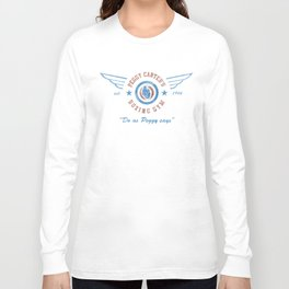 Peggy Carter's Boxing Gym Long Sleeve T-shirt