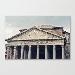 Pantheon I Canvas Print