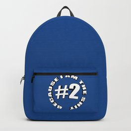 Number Two Backpack