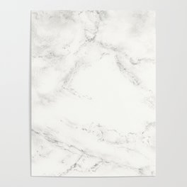 Marble by Hand Poster